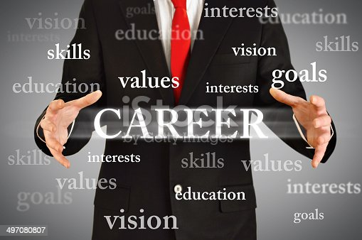 istock Career Concept (Click for more) 497080807