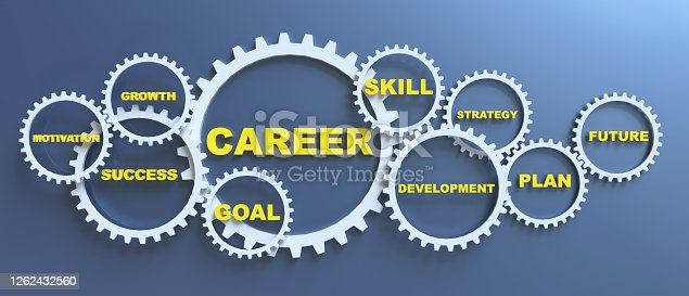 Career, Goal ,Success ,Growth