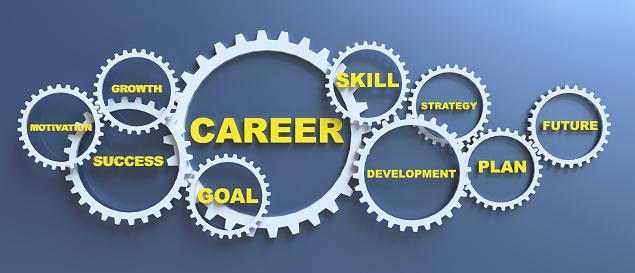 Career, Goal ,Success ,Growth