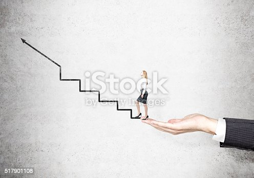 istock Career growth 517901108