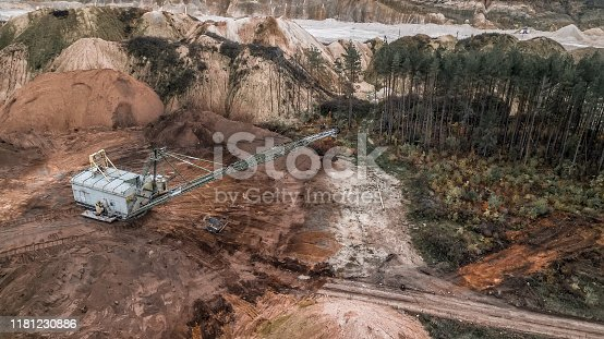 career mining the view from the drone