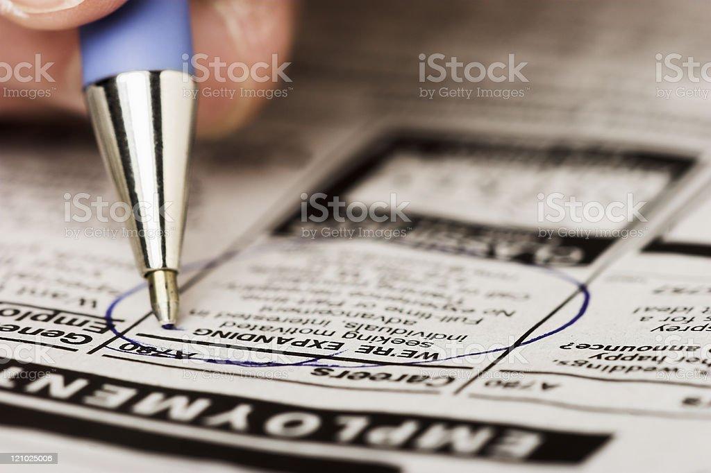 Career move royalty-free stock photo