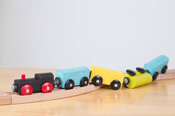 career of the track - failure concept - derail bildbanksfoton och bilder