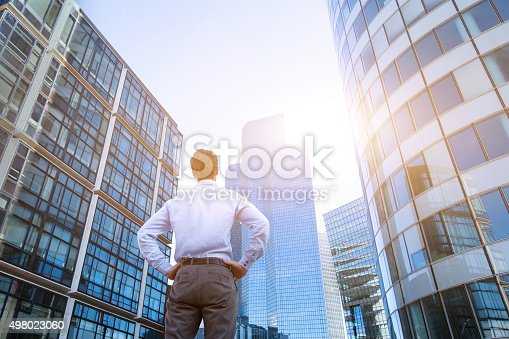 istock career or new opportunity concept, business background 498023060