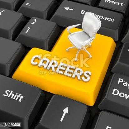 istock careers enter key 184270508