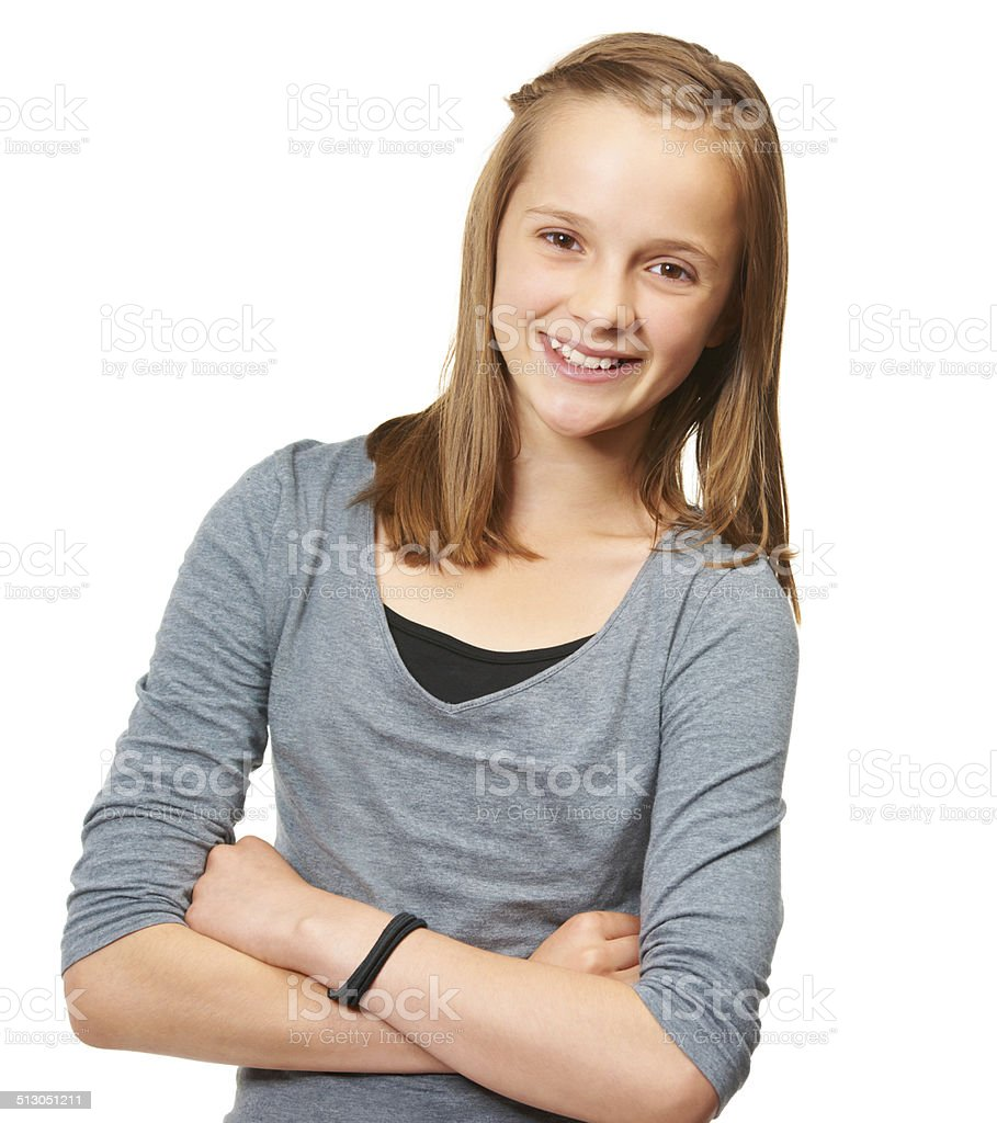 Carefree youth stock photo