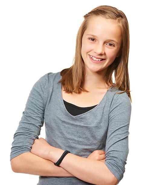 Carefree youth stock photo