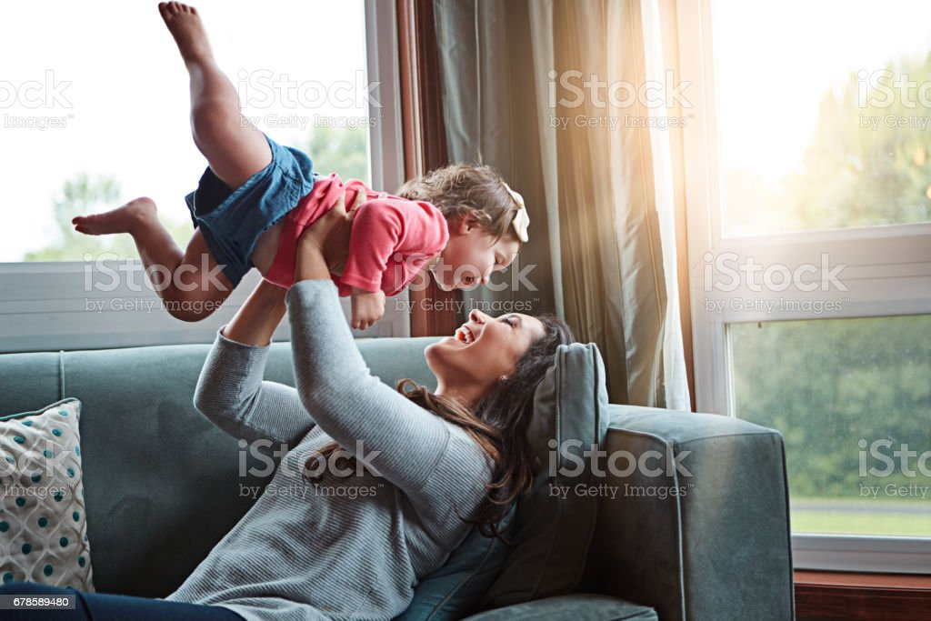 Careful! Don't fly away from me now stock photo
