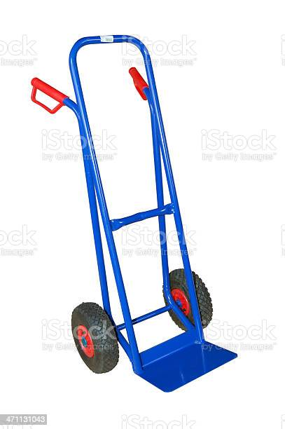 Cargo Cart Stock Photo - Download Image Now