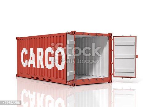 istock cargo container 471692256