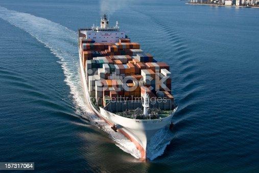 483418977istockphoto Cargo Container Ship 157317064