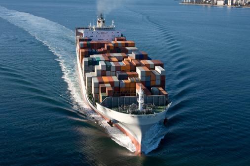 483418977 istock photo Cargo Container Ship 157317064
