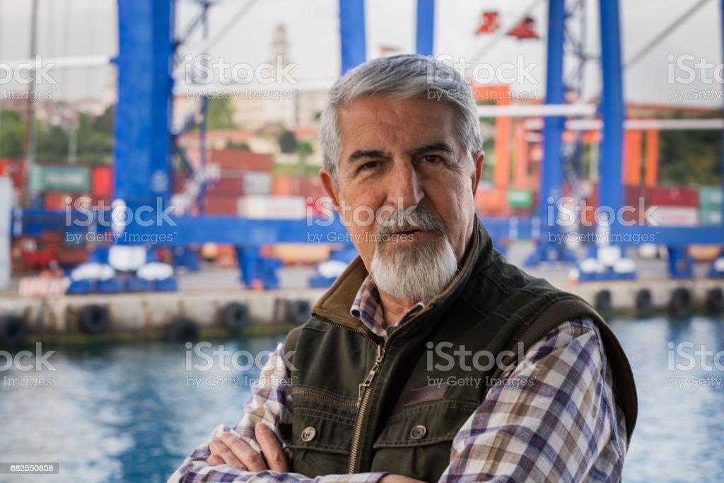 Kargo konteynerler stok fotoğrafı