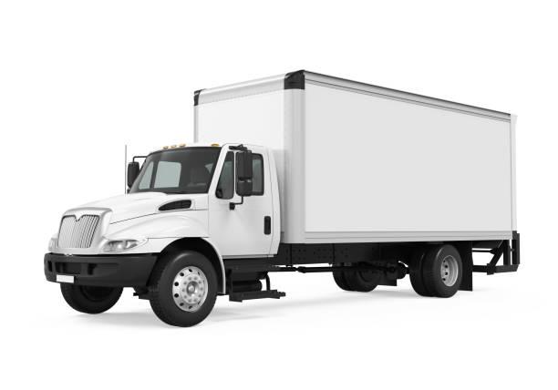 cargo-lkw - schweres nutzfahrzeug stock-fotos und bilder