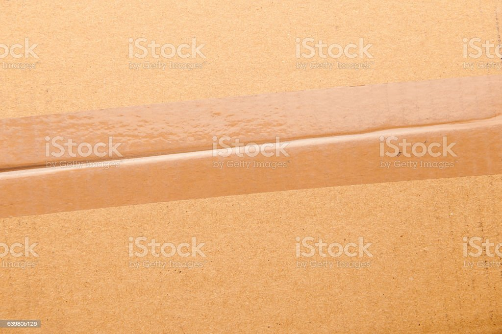 Cargo Package Surface stock photo