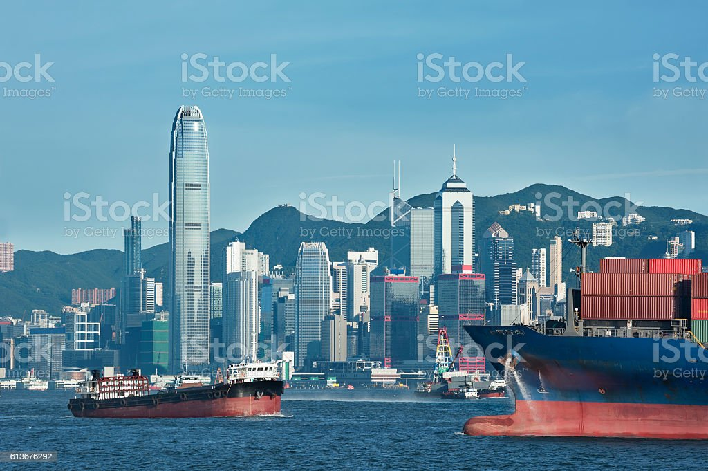 Cargo Schiff  – Foto