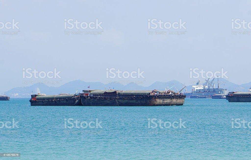 cargo shipping transportion stock photo