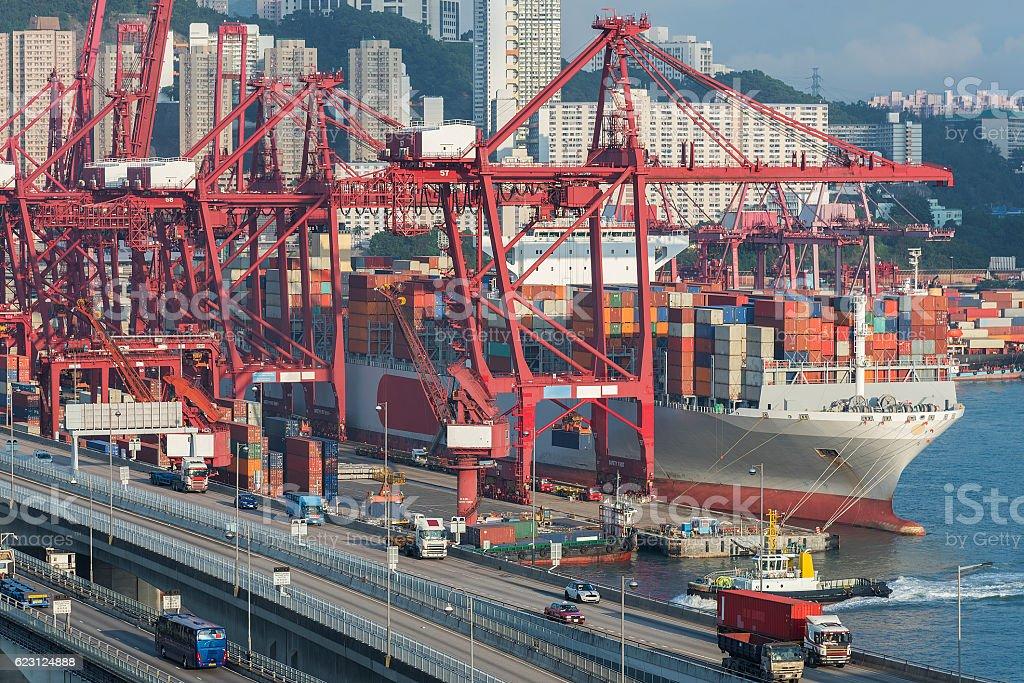 Cargor Port and Highway – Foto
