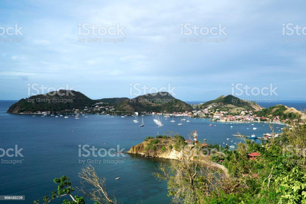 Archipel des Caraïbes, Antilles Français, de la Guadeloupe - Photo