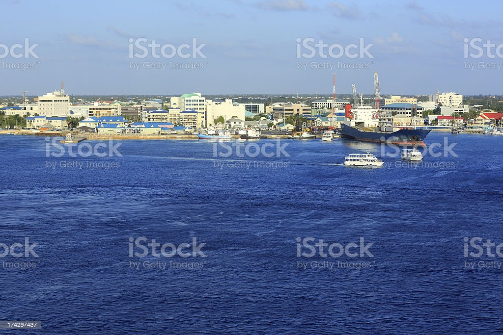 Caribbean: Grand Cayman royalty-free stock photo