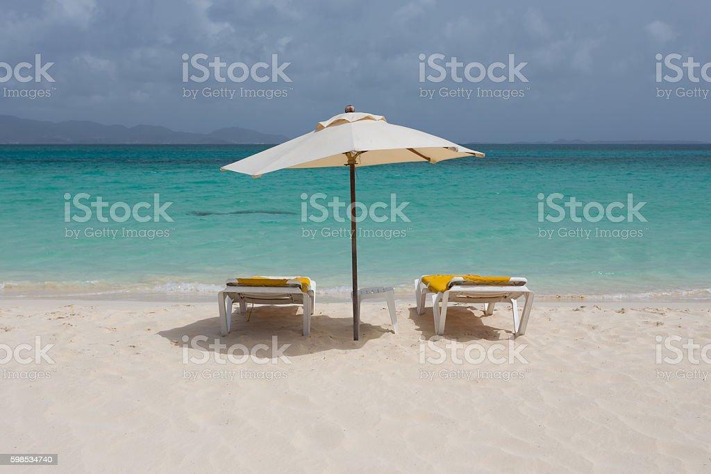 Des Caraïbes photo libre de droits