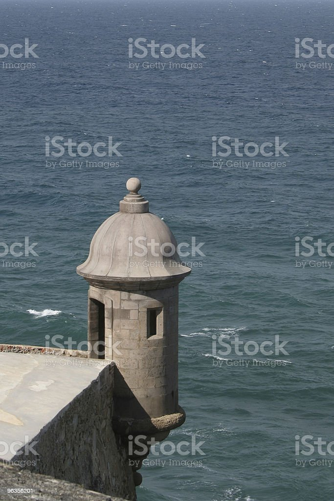 Caribbean: San Juan, Puerto Rico royalty-free stock photo