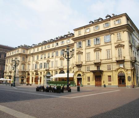 Carignano Turin Square
