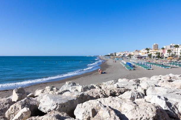 Strand von Carihuela – Foto