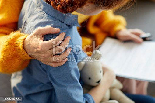 istock Caring Embrace 1138257832