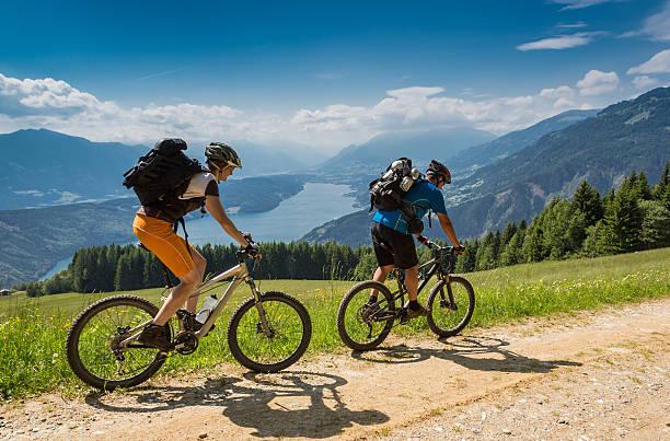 Carinthian lake Ski, Österreich – Foto