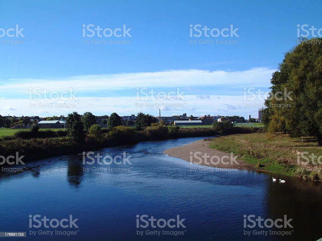 Carlisle stock photo