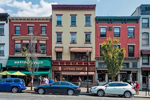 Carlo's Bake Shop Hoboken New Jersey stock photo
