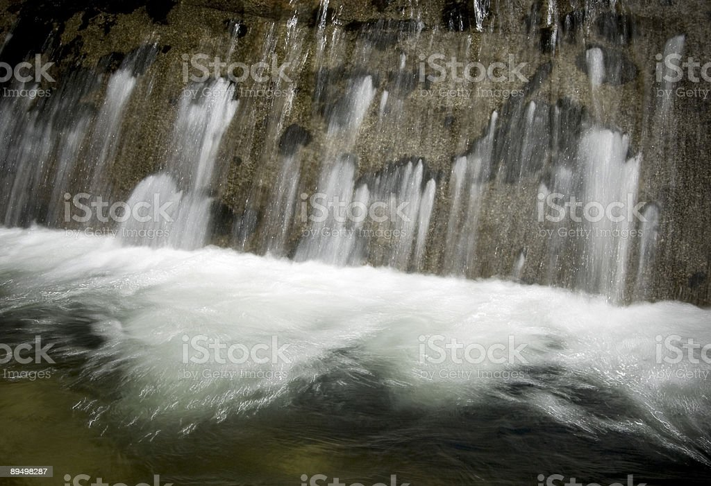 Carlson Falls, Yosemite royalty-free stock photo