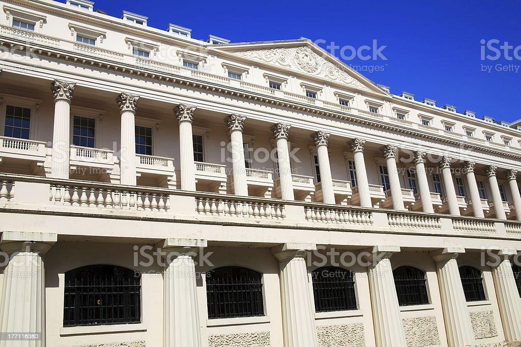 Carlton House Terrace stock photo