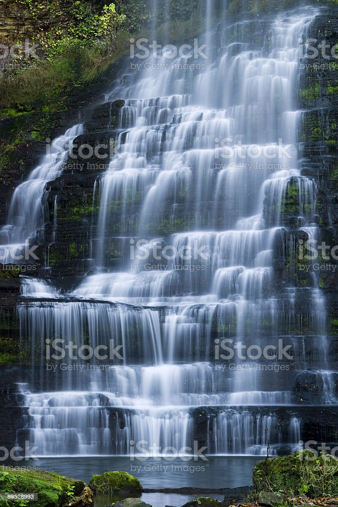 Carmac Falls royalty-free stock photo