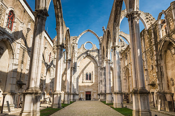 Carmo Konvent in Lissabon – Foto