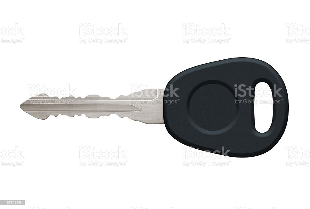 Car/Motorbike Key stock photo