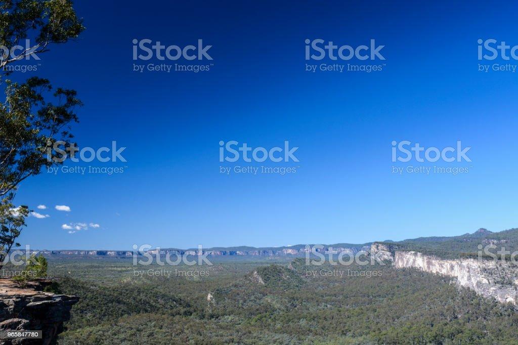 Ущелье Карнарвон, Квинсленд - Стоковые фото Австралия - Австралазия роялти-фри