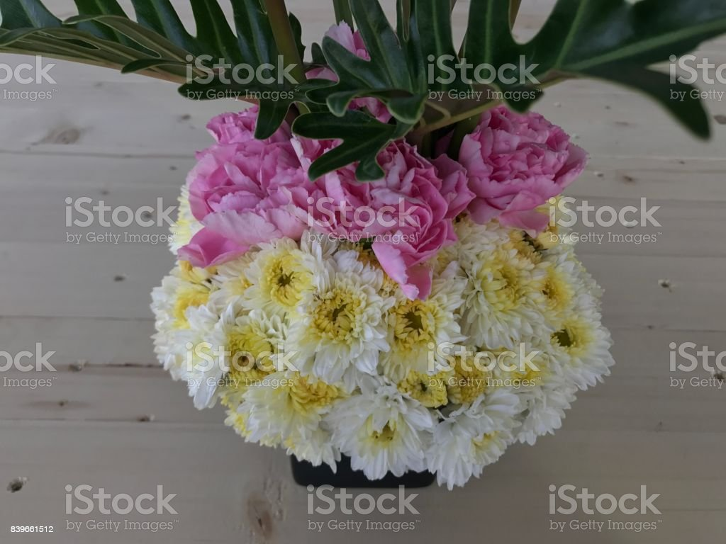 Carnation Flower Bouquet Stock Photo More Pictures Of Anniversary