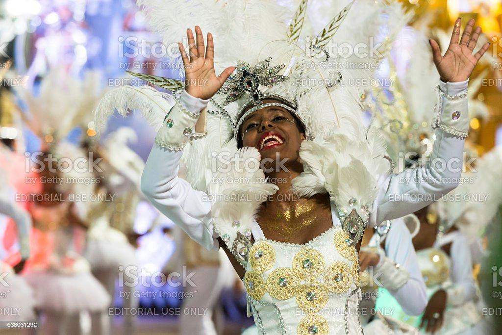 Carnaval 2016 stock photo