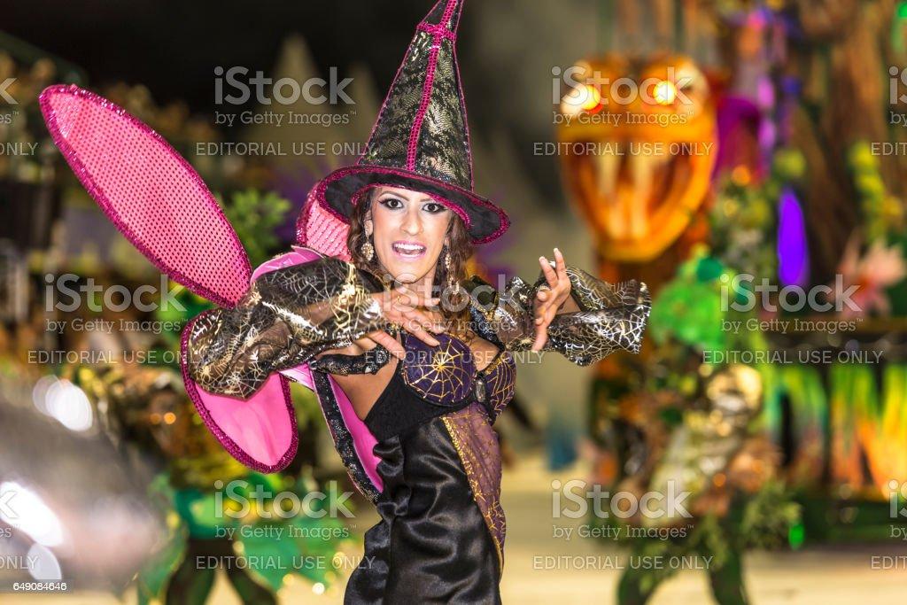Carnaval 2017 stock photo