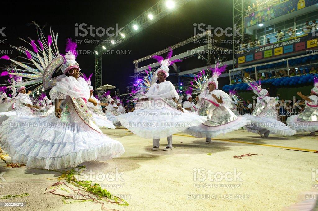 Carnaval - Brazil 2016 stock photo