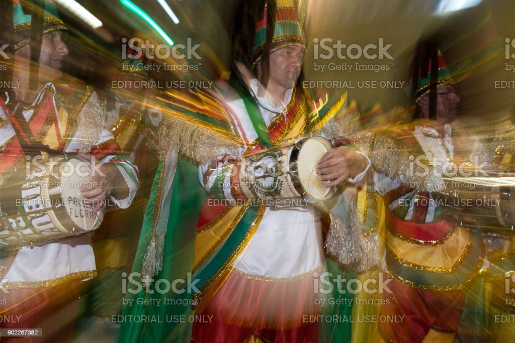 Carnaval Brazil stock photo