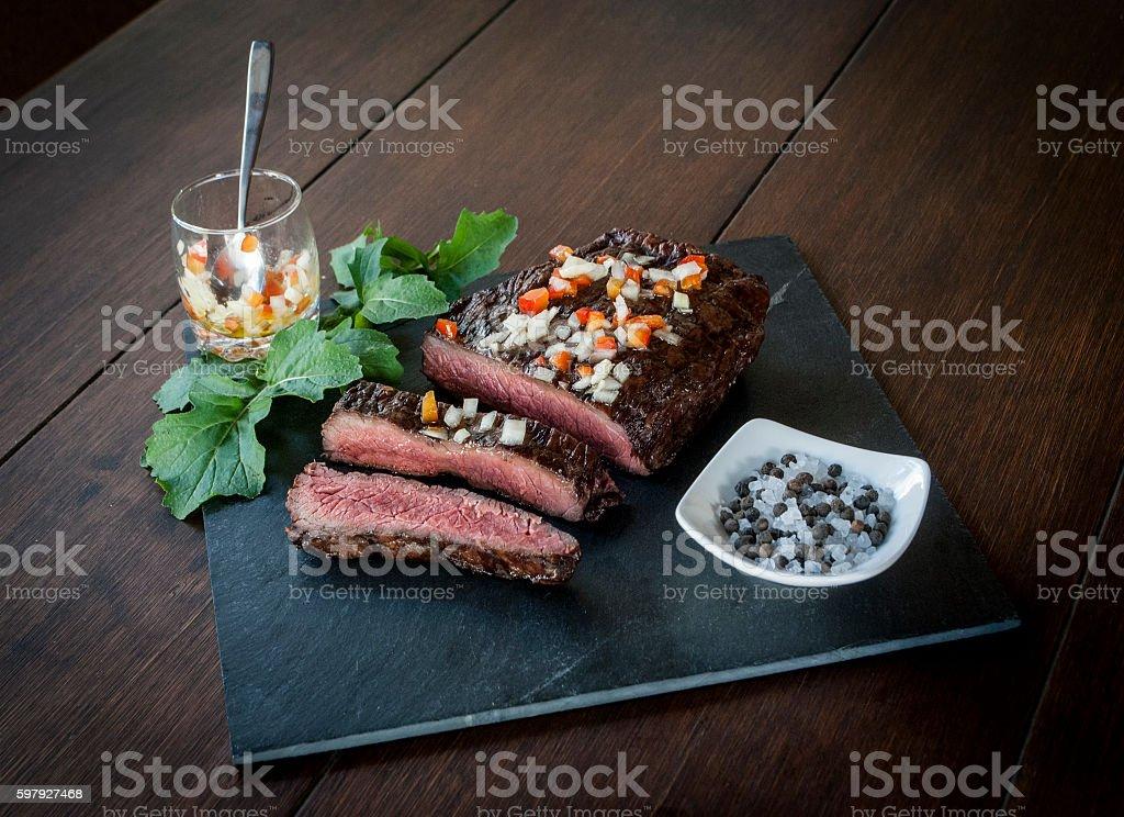 Carne Asada stock photo