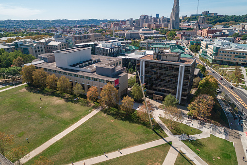 Carnegie Mellon University in Pittsburgh, Pennsylvania is a private research university based in Pittsburgh, Pennsylvania. Founded in 1900 by Andrew Carnegie as the Carnegie Technical Schools