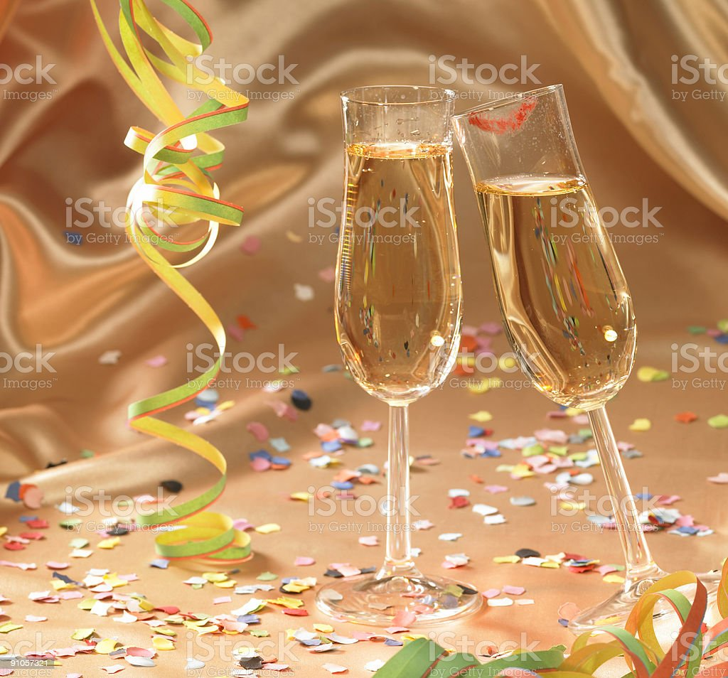 carnival and party scenery royalty-free stock photo