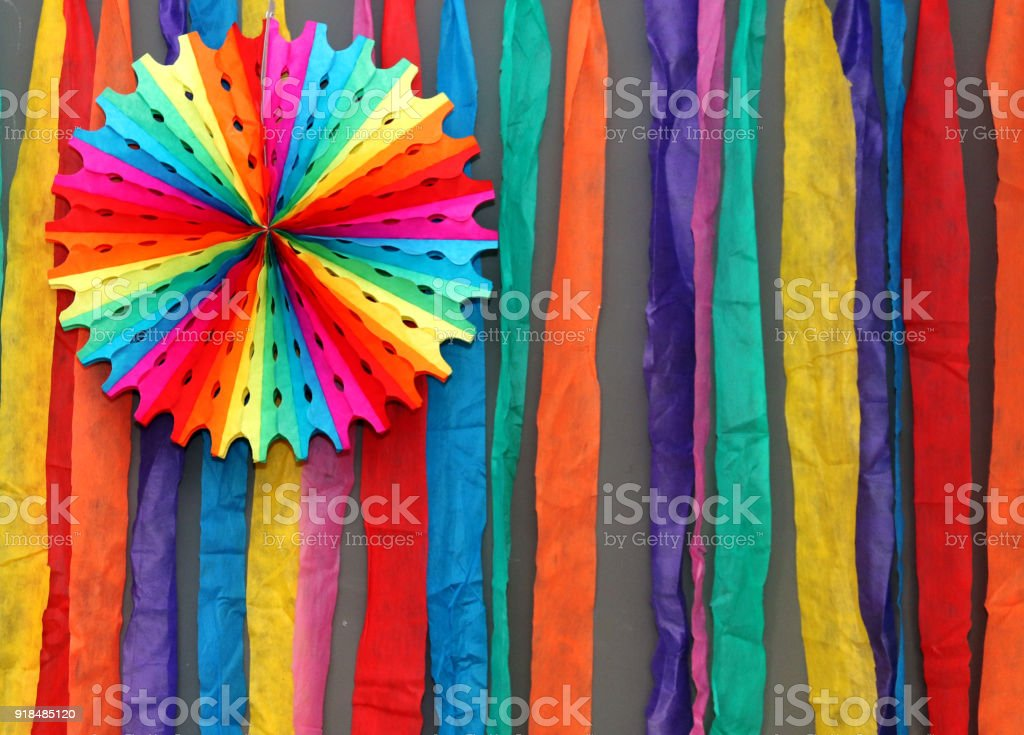 Carnival background stock photo
