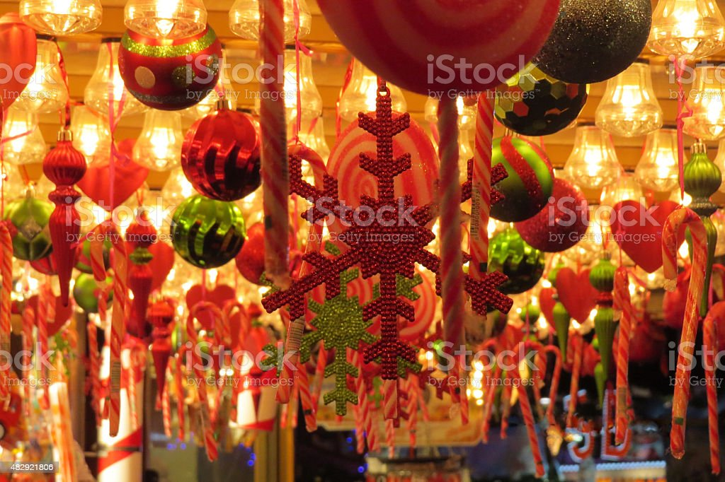 Carnival Candies stock photo