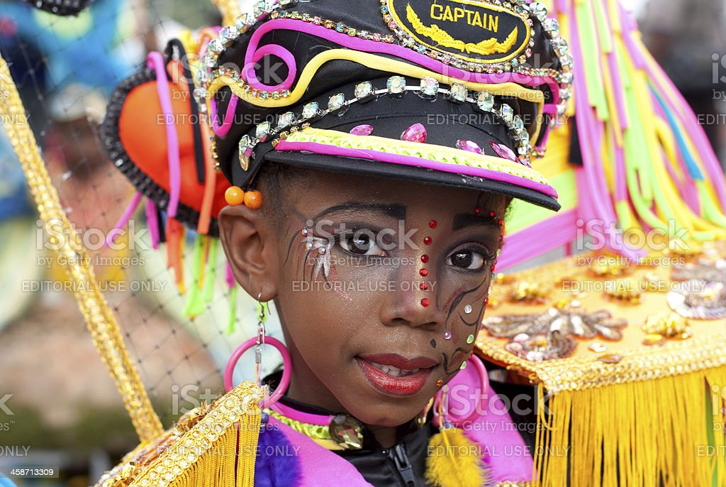 Carnival Celebration royalty-free stock photo