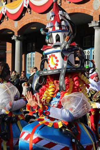 istock Carnival Dancer, Aalst, Belgium 918938072